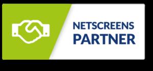 netscreens Partner Logo
