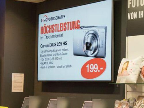 testimonials netscreens digital signage. Black Bedroom Furniture Sets. Home Design Ideas