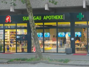 Referenzfoto Sungau Apotheke Freiburg 1