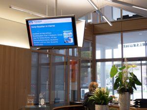 Referenzfoto Volksbank Karlsruhe 2
