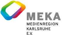 Logo MEKA grau