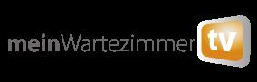 meinWartezimmerTV Logo